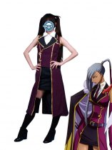 Code Geass Cosplay Villetta Nu's Suit Cosplay Costume