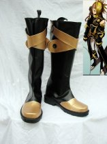 D Gray-Man Cloud Nyne Cosplay Boots