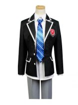 Date A Live Cosplay Itsuka Shido School Uniform Cosplay Costume