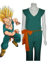 Dragon Ball Cosplay Son Gohan Cosplay Costume