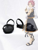 Fairy Tail Cosplay Natsu Dragneel Cosplay Shoes