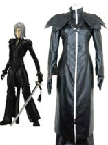Final Fantasy VII Advent Children Kadaj Cosplay Costume