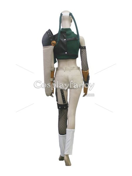 Final Fantasy VII Yuffie Kisaragi Cosplay Costume