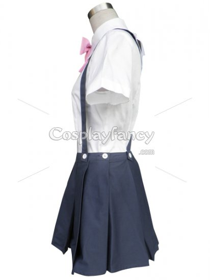 Higurashi no Naku Koro ni Cosplay Rika Furude Cosplay Costume - Click Image to Close