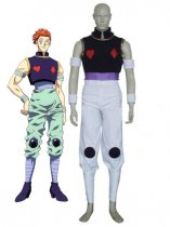 Hunter X Hunter Cosplay Hisoka Cosplay Costume