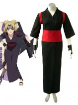 Naruto Cosplay Temari Teenager 3rd Uniform Cosplay Costume