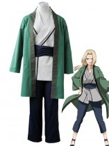 Naruto Cosplay Tsunade 5th Hokage Suit Cosplay Costume