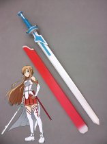 Sword Art Online Asuna Wood Cosplay Sword Lambent Light