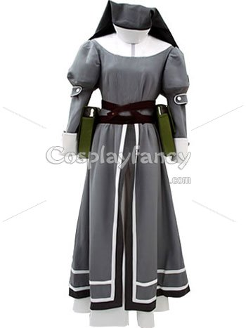 The Legend of Heroes Cosplay Ries Argent Coplay Costume