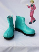 The Legend of Heroes VI Campaleila Cosplay Boots