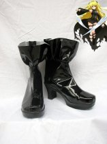 To Love-Ru Golden Darkness Female Hight Heel Cosplay Boots