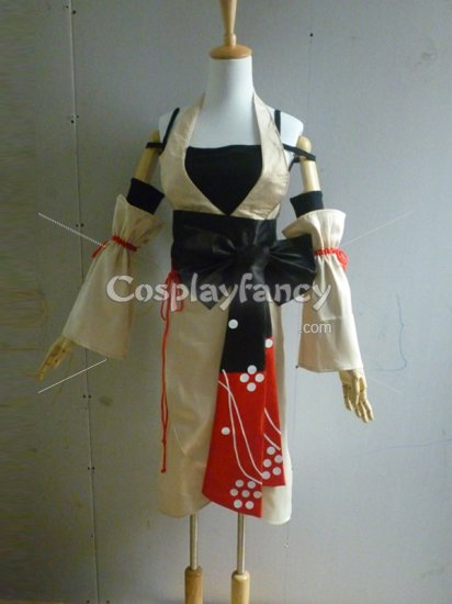 Vocaloid Project DIVA extend MEIKO Cosplay Costume - Click Image to Close