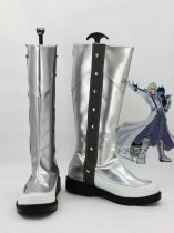 Yu-Gi-Oh! 5D's Jack Atlas Silver Cosplay Boots