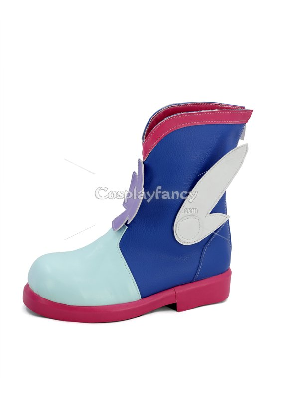 Yu-Gi-Oh! Cosplay Blue Cosplay Boots