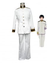 Axis Powers Cosplay Hetalia Japan White First Cosplay Costume