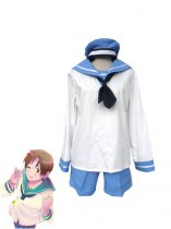 Axis Powers Cosplay Italy Feliciano Vargas Second Sailor Cosplay Costume