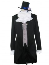 Black Butler Ciel Phantomhive Fourth Cosplay Costume