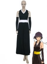 Bleach Cosplay Soi Fon Fighting Cosplay Costume