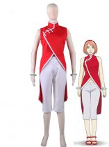 Boruto: Naruto the Movie Sakura Uchiha Cosplay Costume