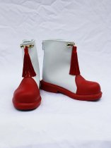 Cardcaptor Sakura Sakura Artificial Leather Short Cosplay Boots