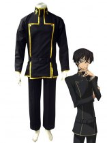 Code Geass Cosplay Ashford Academy Boys' Uniform Cosplay Costume