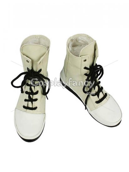 Cosplay Shoes Final Fantasy XIII Serah Farron Cosplay Shoes - Click Image to Close