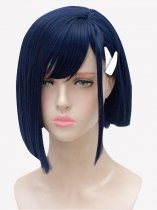 Darling in the Franxx Ichigo Blue Cosplay Wig