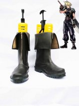 Dissidia Final Fantasy VII Cloud Cosplay Boots
