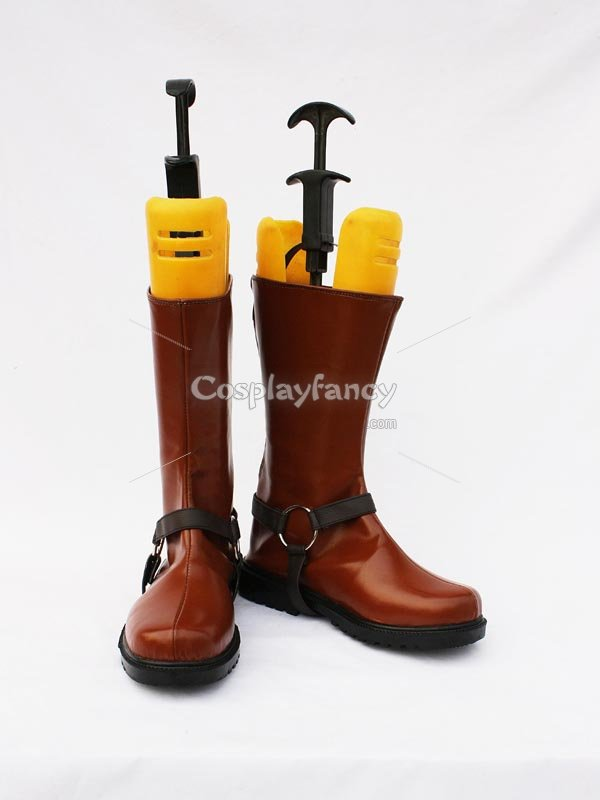 Dragon Ball Android #18 Cosplay Show Boots