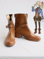 Final Fantasy Crystal Chronicles Cosplay Althea's Show Boots