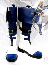 Guilty Gear Ky Kiske Cosplay Boots