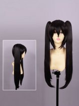 Hyperdimension Neptunia Noire/Black Heart Cosplay Wig