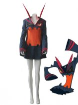 Kill la Kill Ryuko Matoi Senketsu Fresh Blood Cosplay Costume