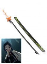 Kimetsu no Yaiba Cosplay Kochou Shinobu Wood Sword