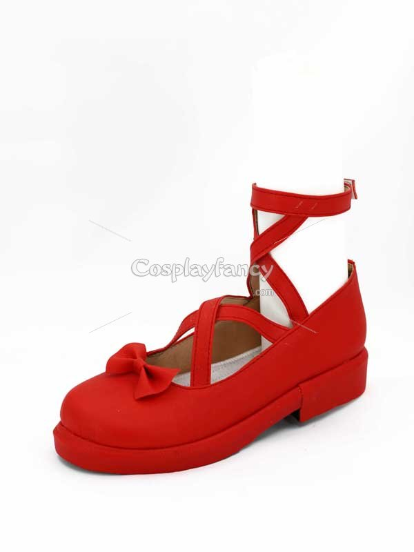Miss Kobayashi's Dragon Maid Kanna Kamui Anime Cosplay Shoes