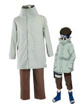 Naruto Cosplay Shino Aburame Part 1 Uniform Cosplay Costume