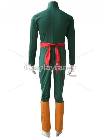 Naruto Cosplay Spandex Rock Lee Cosplay Costume - Click Image to Close