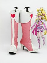 Pretty Cure Aida Mana/Cure Heart Cosplay Boots