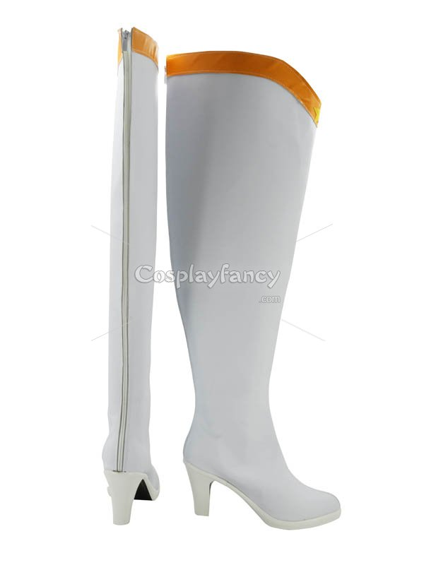 Sailor Moon Cosplay Minako Aino/Sailor Venus Orange Cosplay Boots