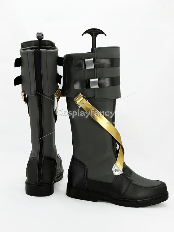 The Legend of Heroes Zero no Kiseki Lloyd Bannings Cosplay Boots