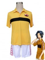 The Prince Of Tennis Cosplay Rikkaidai Scholl Summer Cosplay Costume
