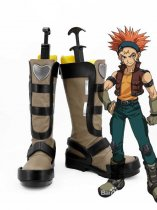 Yu-Gi-Oh! Arc-V Crow Hogan Anime Cosplay Boots