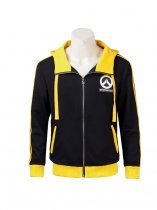 Overwatch SOLDIER:76 Black Casual Cosplay Coat