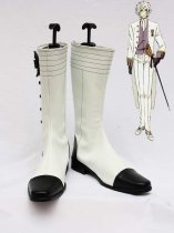 Black Butler Cosplay Angela Brown Cosplay Boots