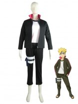 Boruto: Naruto the Movie Boruto Uzumaki Cosoplay Costume