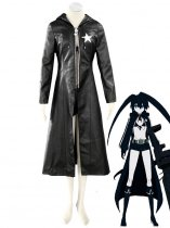 Character Vocal Series Black Rock Shooter Cosplay Costume
