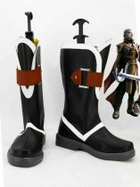 Final Fantasy?Type-0 Kurasame Susaya Cosplay Boots