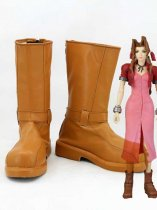 Final Fantasy VII Aerith Cosplay Boots
