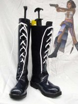Final Fantasy X-2 Cosplay YUNA Cosplay Boots