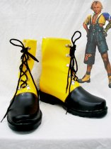Final Fantasy X Cosplay Tidus Cosplay Boots